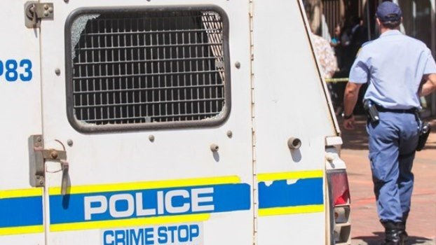 Police execute an arrest. (News24/File)