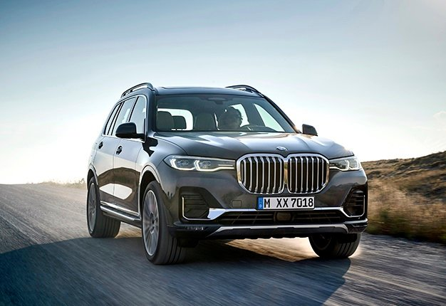 Watch Status Guaranteed Take A Look At The Bmw S Luxury New X7