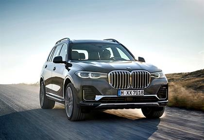 new dimension in luxury suvs bmw 39 s new flagship x7 is headed for sa wheels24. Black Bedroom Furniture Sets. Home Design Ideas
