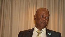 Radebe: We need to join hands in uprooting corruption