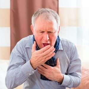 Violent coughing can cause physical damage.