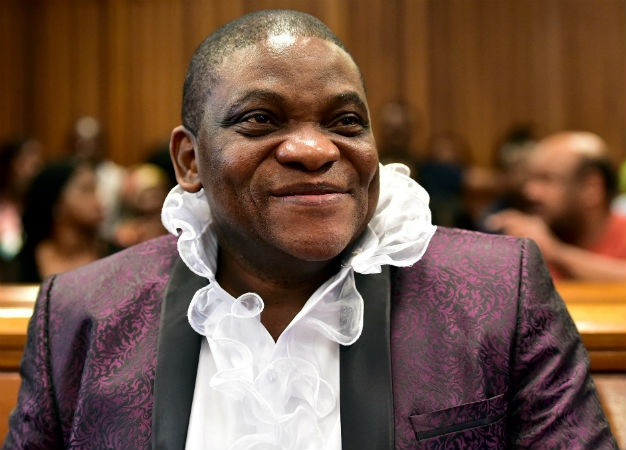 Pastor Timothy Omotoso is standing trial for rape. (Eugene Coetzee, Gallo Images, The Herald, file)
