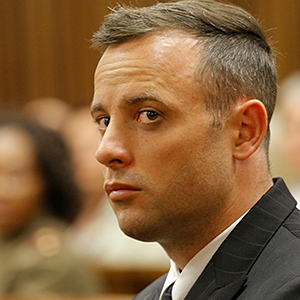 Oscar Pistorius. (Getty Images)