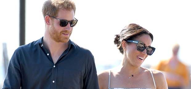 Prince Harry, Duke of Sussex and Meghan, Duchess o