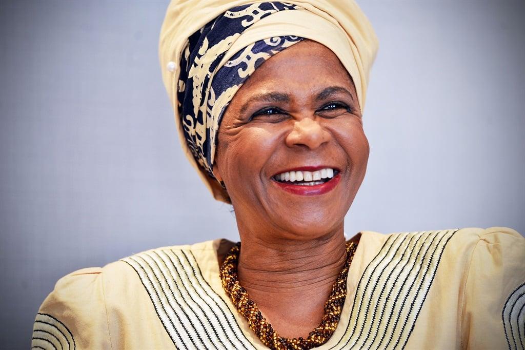 Mamphela Ramphele. Photo: Leon Sadiki