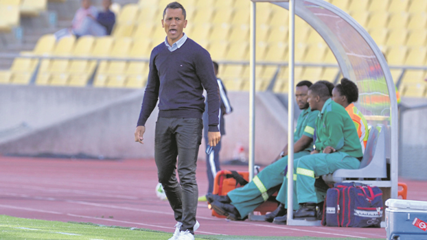 Maritzburg United head coach Fadlu Davids promises his men will be fighting extra hard for victory against Platinum Stars in the Telkom Knockout at Harry Gwala Stadium on Friday night.