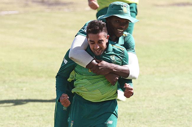 Rabada reveals 'bizarre' South African training regime