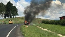 WATCH: Yet another Ford Kuga goes up in flames