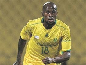 Sifiso Hlanti has been training with Amakhosi. Picture: Sydney Mahlangu / BackpagePix