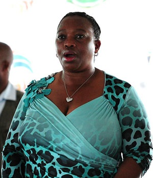 Nomusa Dube-Ncube. (Jabulani Langa, Foto24)