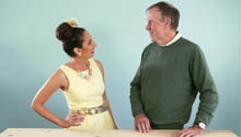 WATCH: Suzelle DIY teams up with Tim Noakes in hilarious new video