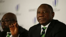 'Our country has changed for the better' - Ramaphosa at RWC 2023 bid