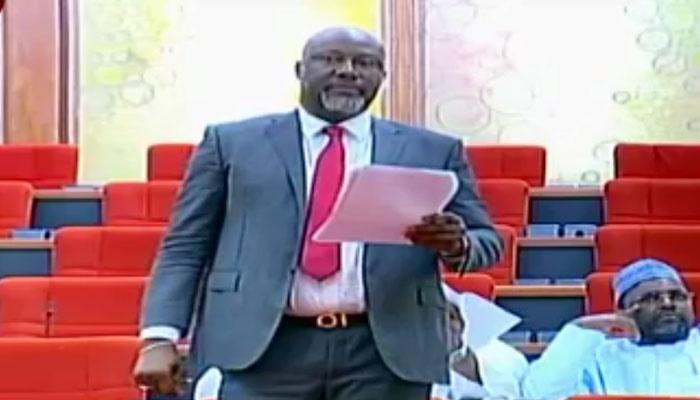 Senator Melaye allegedly flees National Assembly