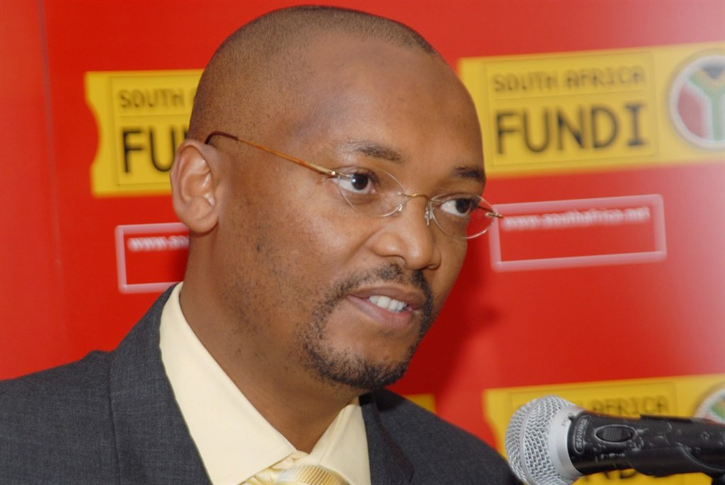 Tshwane municipal manager Moeketsi Mosola. (File photo, Netwerk24)