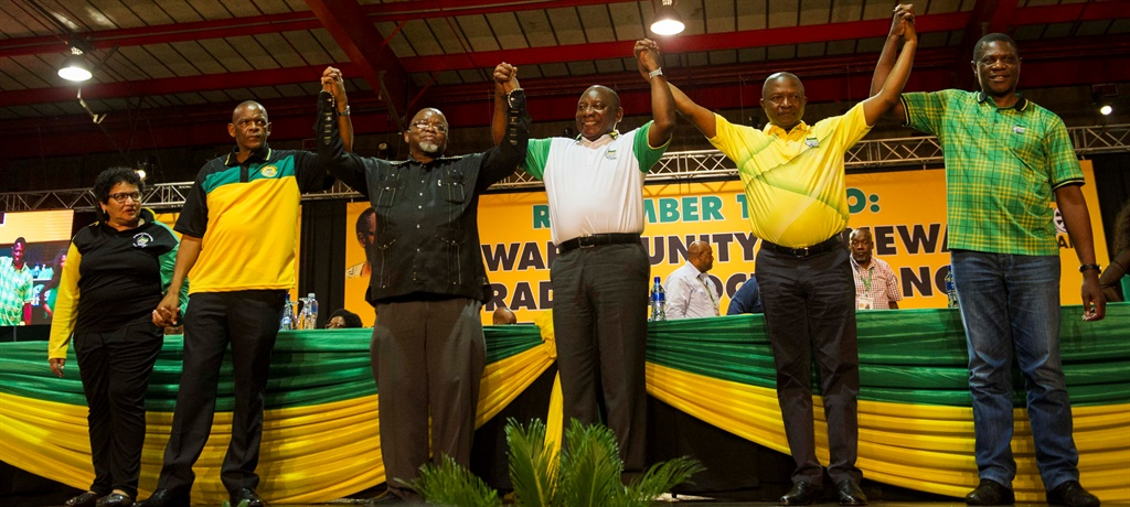 Ramaphosa has a Mabuza problem and he needs to deal with it fast