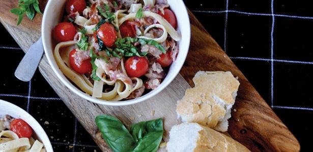 recipes, pasta, pork