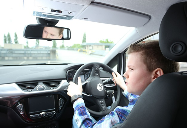 Behind The Wheel >> More Than Just Gear Changes Kids In The Uk Are Getting