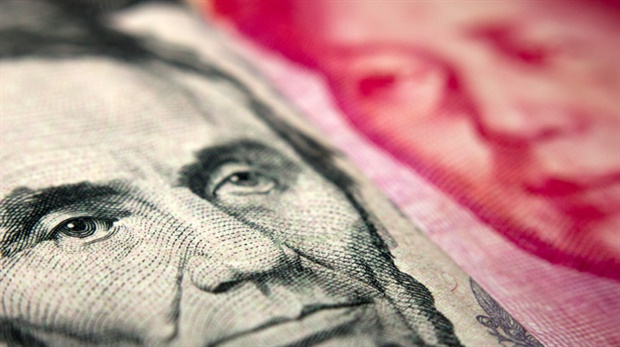 """<p><strong>China's yuan drops to a decade-low, 7 per dollar now in sight</strong></p><p>China's yuan slid to the weakest level since May 2008, moving closer to  the key level of 7 per dollar, as the central bank cut its daily fixing  and on signs that a trade war with the US may escalate.</p><p><a href=""""https://www.fin24.com/Markets/Currencies/chinas-yuan-drops-to-a-decade-low-7-per-dollar-now-in-sight-20181030"""">FULL STORY</a></p><p></p><p>(Photo: iStock)</p><p><strong></strong></p>"""