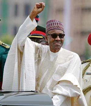 Nigerian President Muhammadu Buhari. (Sunday Alamba, AP)