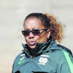 WINNER:  Desiree Ellis is an accomplished player and mentor. (Sydney Mahlangu, BackpagePix)