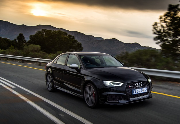 New Audi RS 3 Sportback 2017 review  Auto Express