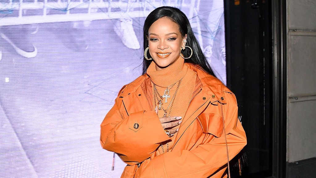 Rihanna at the launch of FENTY at Bergdorf Goodman at Bergdorf Goodman on February 07, 2020 in New York City. Photo by Dimitrios Kambouris/Getty Images for Bergdorf Goodman