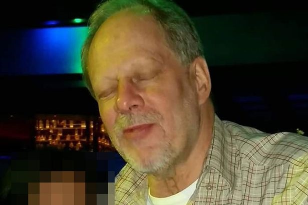 stephen paddock attacker of concertgoers in las ve