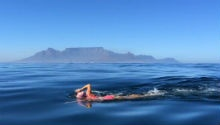 The next big thing for these open water swimmers?