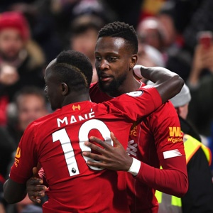 Sport24.co.za | Origi thrives as bit-part player and headline maker for Liverpool