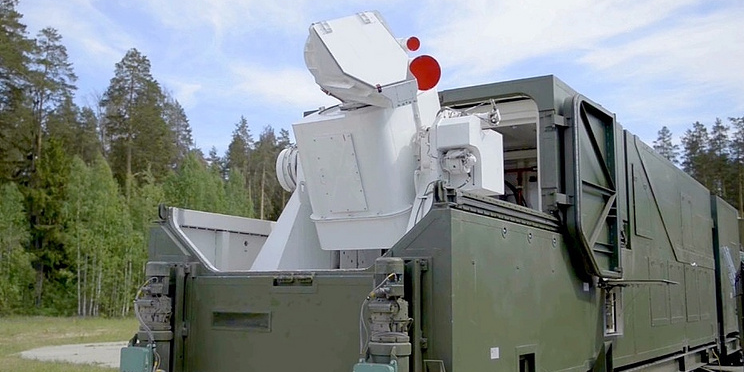 Russia's new laser weapon systems enter into service