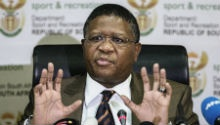 NEWSPAPERS: 'Our hands are clean' - Mbalula