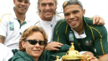 The lessons I taught in 2007 haven't been passed on to current Boks - Sherylle Calder