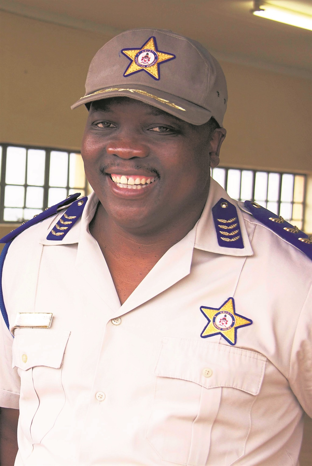 Umvoti's senior traffic officer Thobani 'TM' Ndaba was gunned down in his office on Thursday evening.