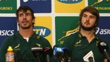It's not easy conceding 50 points, but we'll rectify it - Bok captain