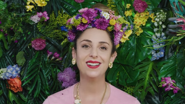 Suzelle's DIY flower crown is the cutest way to celebrate Garden Day