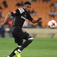 One of the youngsters, Orlando Pirates player Lyle Foster in action. (Trevor Kunene)