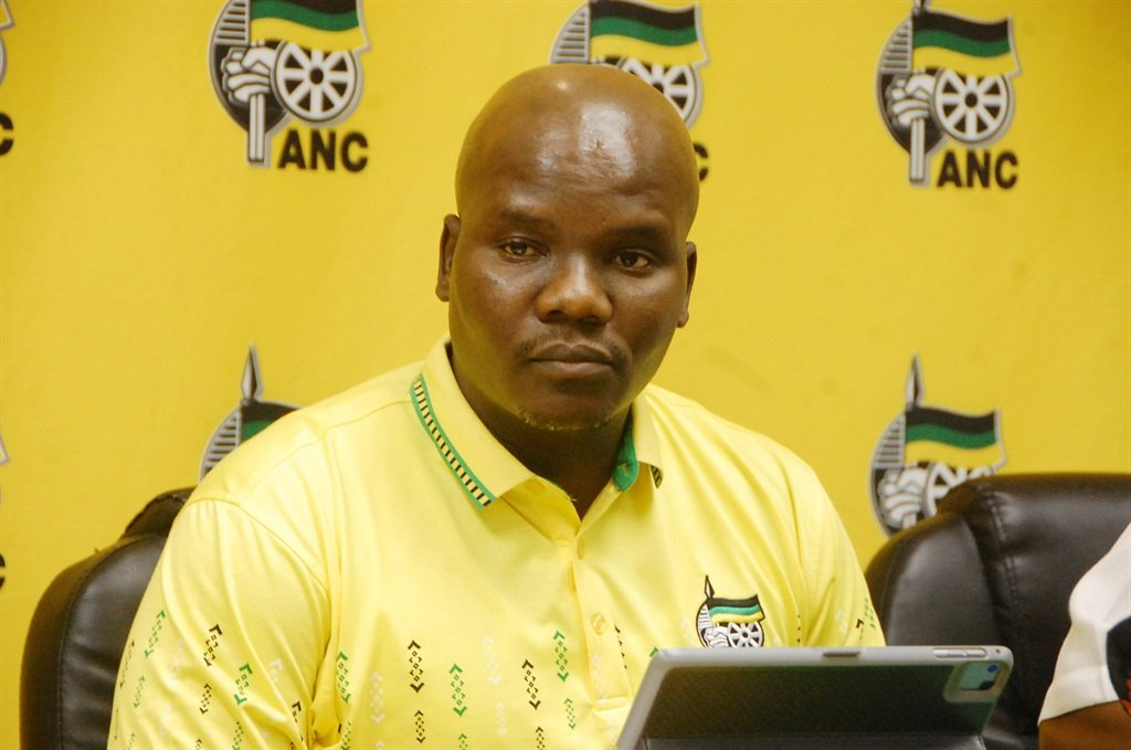 Mdumiseni Ntuli, provincial secretary of the ANC in KZN. (Phumlani Thabethe/ Daily Sun)