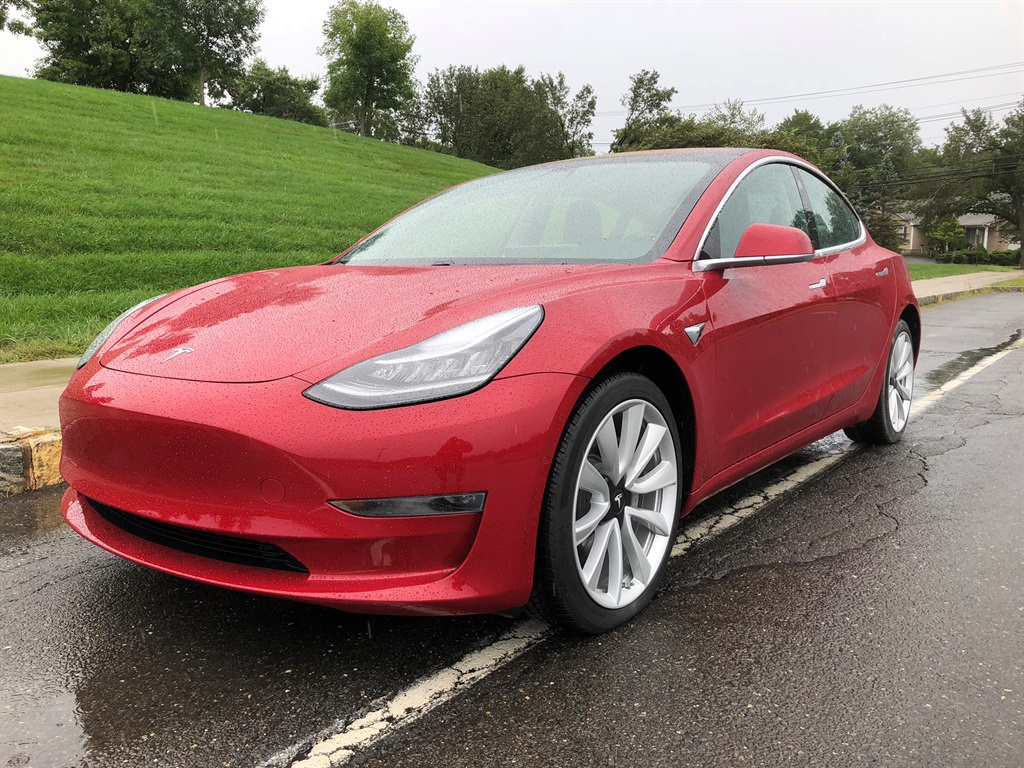 Tesla Model 3. Matthew DeBord  BI