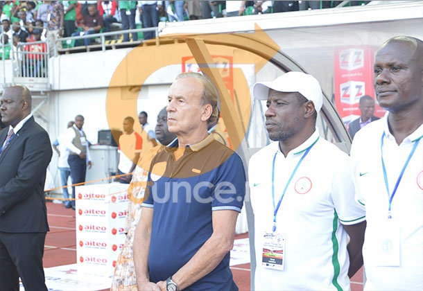 Rohr-Super Eagles
