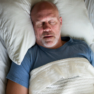 A new treatment for sleep apnoea sends signals to the diaphragm.
