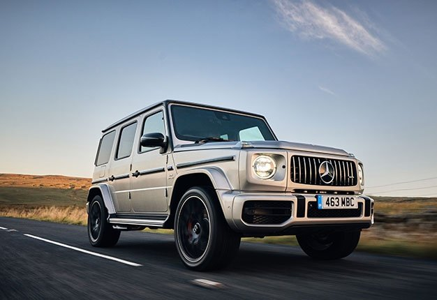 4532b31f309a Royalty among 4x4s  The new 430kW Mercedes-AMG G 63 could be the best  G-Class yet