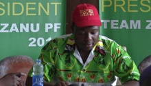 WATCH: 'A young lion has been awakened' - ZANU PF Youth amid coup fears