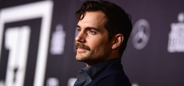 Henry Cavill. (Photo: Getty Images)