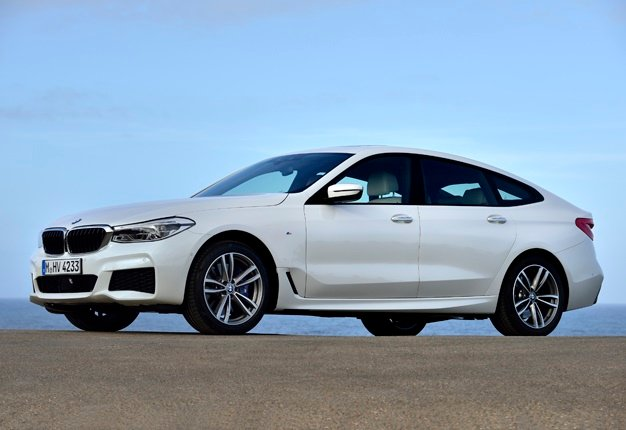Driven new bmw 6 series gran turismo wheels24 freerunsca Image collections