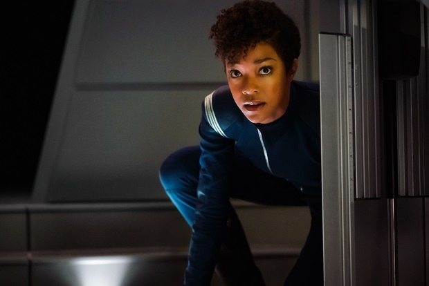 A scene from 'Star Trek: Discovery'. (Photo: Jan Thijs/Netflix)