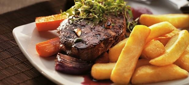 You Know That Time Of The Month When Money Is But D For A Great Steak And Chips We Ve Been There Too S Why Made It Point