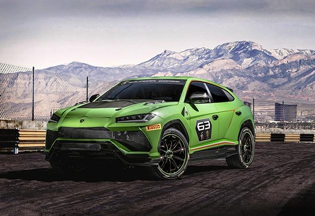 Lamborghini Urus ST- X