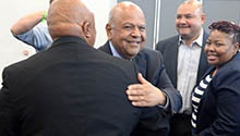 WATCH LIVE: Pravin Gordhan continues testimony at #StateCaptureInquiry