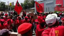 WATCH: 'Pravin lied to our people' – EFF