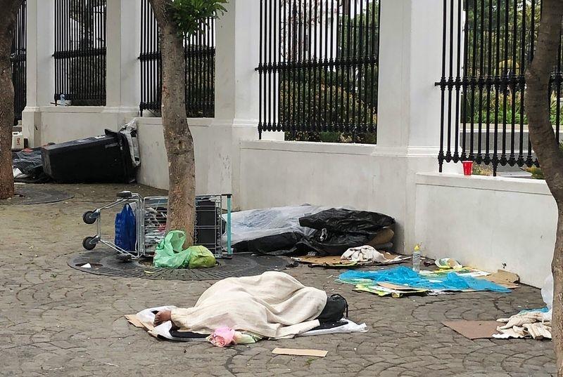 armoede, kaapstad